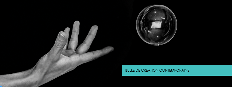 Bulle de réation contemporaine