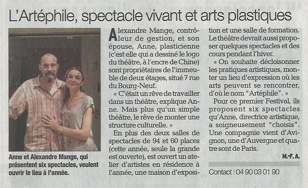page-artephile-vaucluse-matin-07-07-15