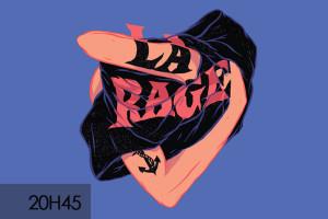 14-La rage-une